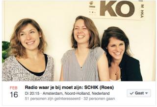 Radio waar je bij moet zijn… thumbnail